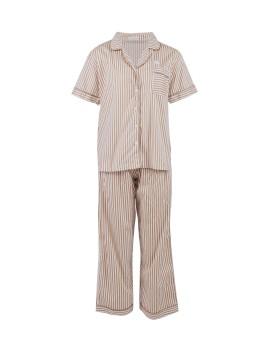 Pyjamas Basic Taupe