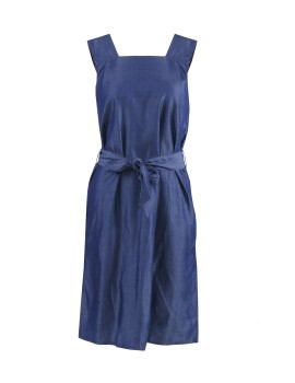 A&D Ladies Dress Denim Ms 965 - Blue