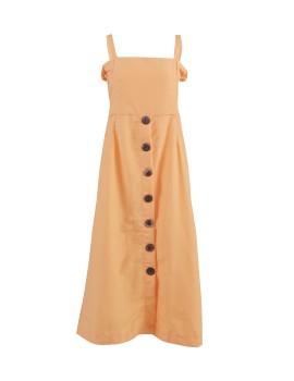 Savannah Button Down Midi Dress