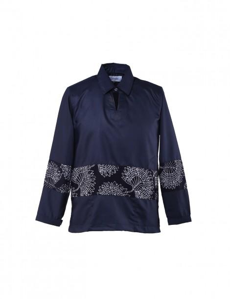 Tunic Batik Kembang Bako