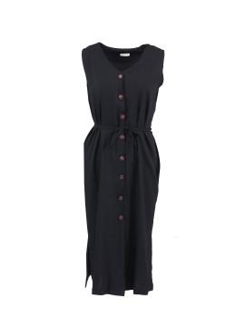 Anse Dress Black