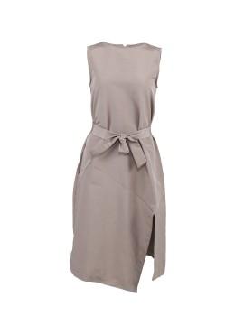 Cayo Dress Brown