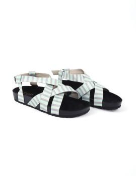 Maipa Sandals Abstrac Tosca