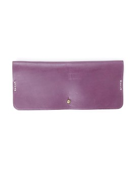 Rectangle Glasses Case Purple