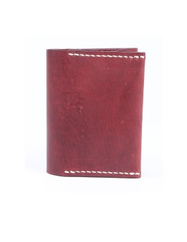 Twin Wallet Red