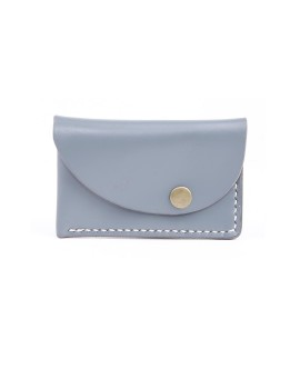 Slanted Wallet Grey