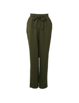 Waist Order Pants Khaki