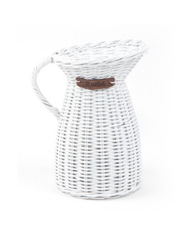 Vase Pitcher White
