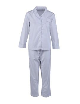 Classic PJ Set (Long Sleeve + Long Pants) Milk
