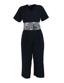 Anila Jumpsuit Black