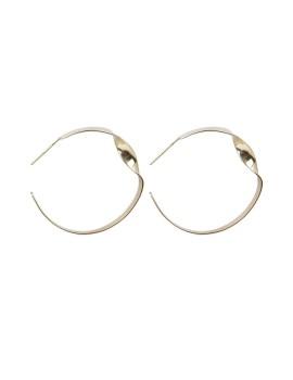 Zatati Earrings Gold
