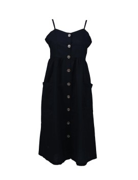 Lolita Summer Dress Black
