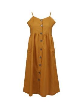 Lolita Summer Dress Coral