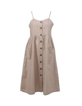 Lolita Summer Dress Choco