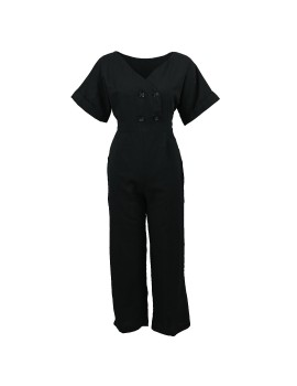 Milly Jumpsuit Black