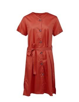 Morries Dress Coral