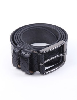 Fonbelt Leather Black 639