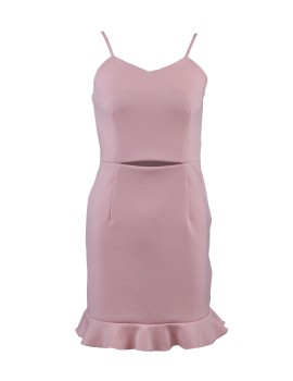 Everly Dress Pink