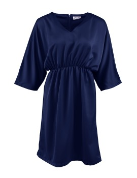 Sharon Dress Navy