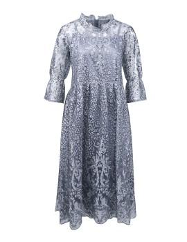 Emillia Dress Silver