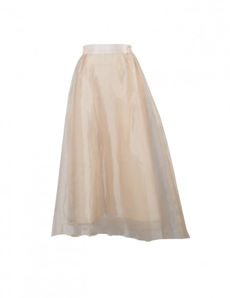Candy Skirt Beige Gold