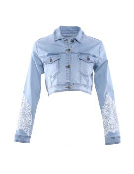 Michi Cropped Jacket