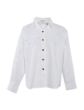 Ivy Shirt Ecru