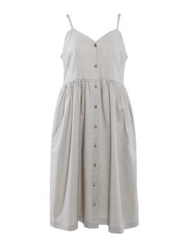 Oak Dress Khaki