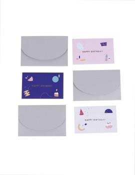 Birthday Card Set