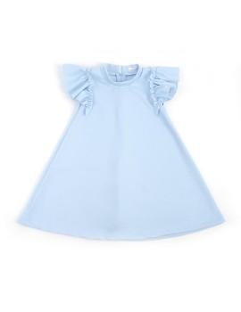 Piper Dress Blue