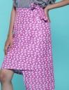 Trikot Skirt Pink