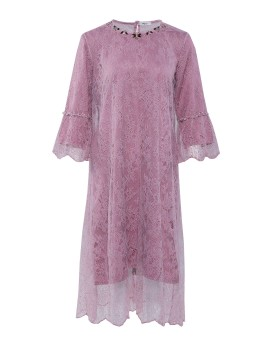 Danira Dress Dusty Pink