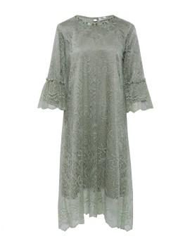 Danira Dress Soft Moss Green