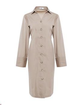Beige Dress Multiway