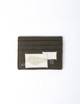 Sadajiwa Patched Cardholder Army