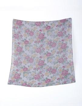 Pink Grey Flower