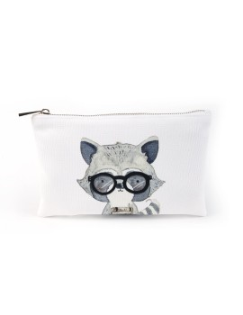 Mini Pouch - Raccoon