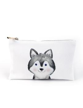 Mini Pouch - Husky