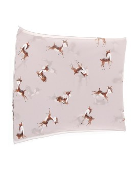 Shawl - Sophisticated Deer