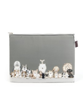 Laptop Case - Friendly Puppies