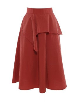 Leonora Skirt Orange
