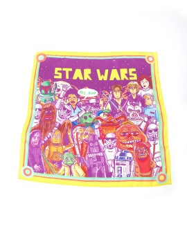 "Scarf ""Star Wars"""