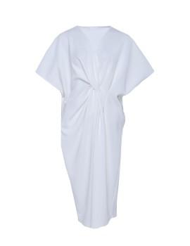Samantha Dress White
