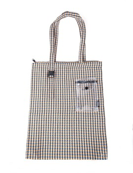 Main Tote Checkered
