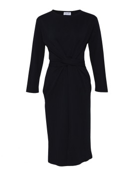 Osso Dress Black