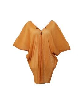 Dress Triangle Stone Mustard
