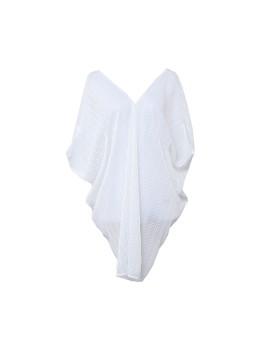 Dress Triangle White