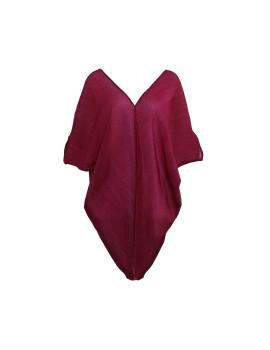 Dress Triangle Burgundy