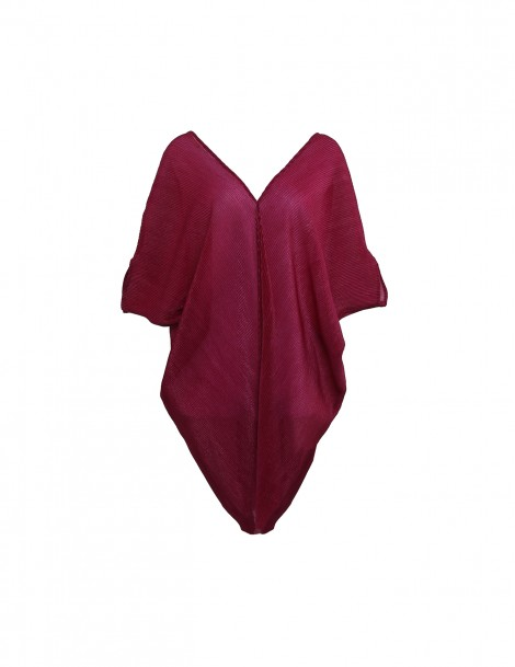 Dress Triangle Burgundy