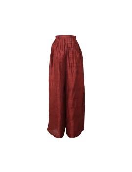 Boxy Pants Teracotta